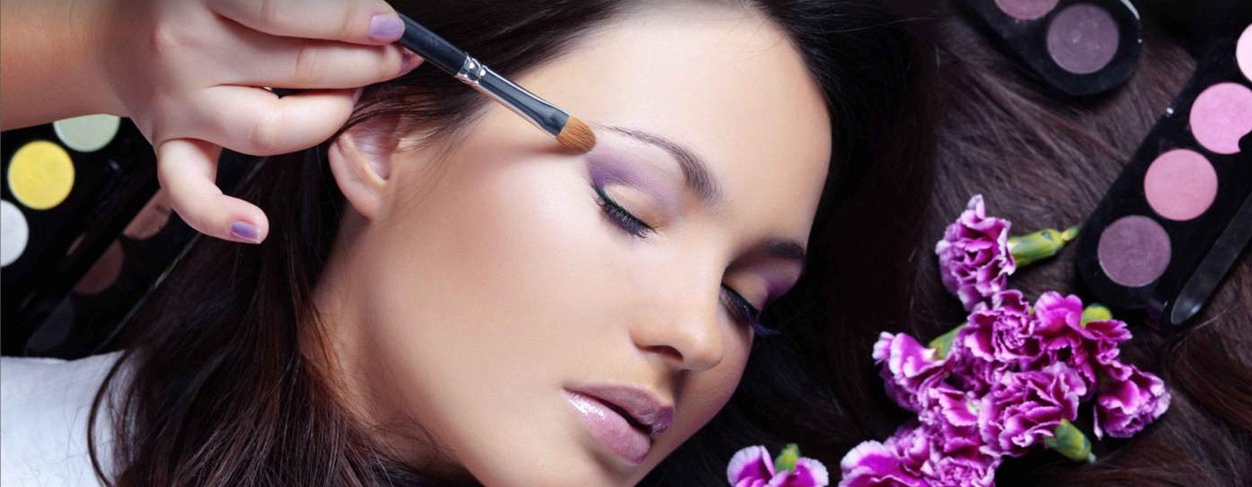 Make up Application at Lir Beauty Rooms