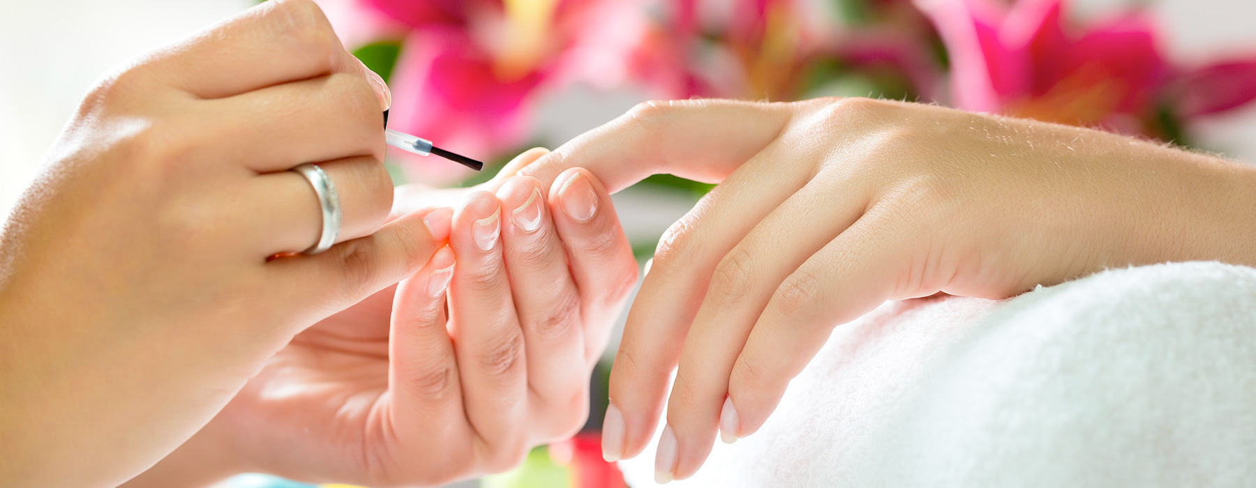 Nail Treatments, Manicures and Pedicures at Lir Beauty Rooms